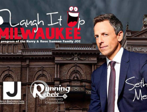 Running Rebels named partner beneficiary of charity performance by Seth Meyers