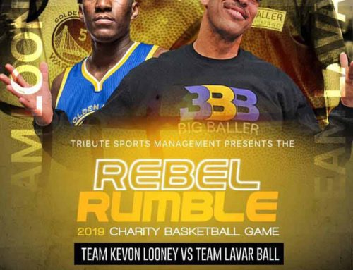 Lavar Ball talks Rebel Rumble charity basketball game