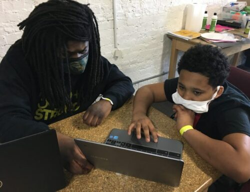 Even during a pandemic, Running Rebels mentors help Milwaukee students stay engaged in school