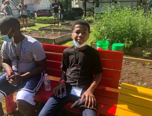 'You can be anything you put your mind to': This garden continues to serve as a foundation to help Milwaukee boys achieve their dreams